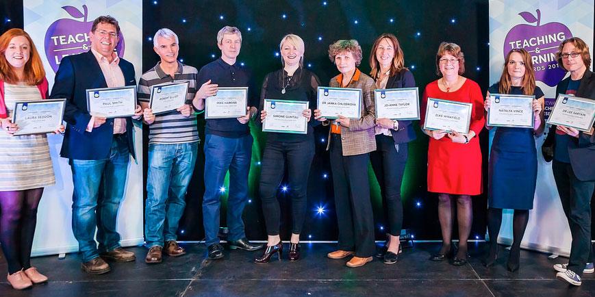 Annual Teaching Awards